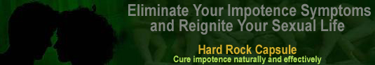 herbal treatment to cure impotence or ED